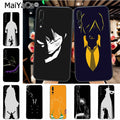 Maiyaca One Piece New ArrivalFashion Phone Case Cover For Huawei P20 P20 Pro Mate10 P10 Plus Honor9 Case
