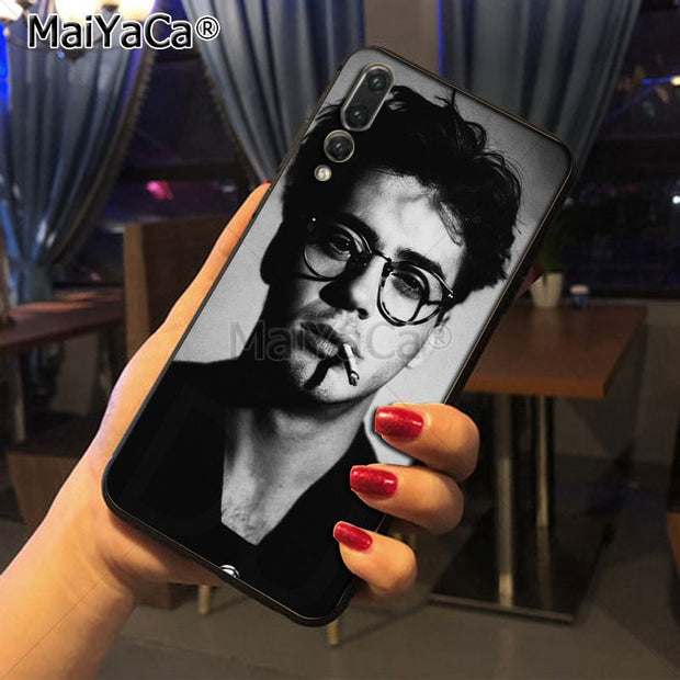 Maiyaca Robert Downey Jr. On Sale Luxury Cool Phone Accessories Case For Huawei Honor 9 Honor 10 P20 Case Coque