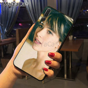 Maiyaca Sophie Marceau France Colorful Cute Phone Accessories Case For Huawei P20 P20 Pro Mate10 P10 Plus Honor9 Cass