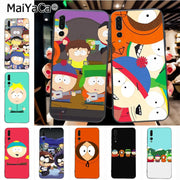 Maiyaca South Park Protective Soft Tpu Mobile Phone Case For Huawei Honor 9 Honor 10 P20 Case Coque