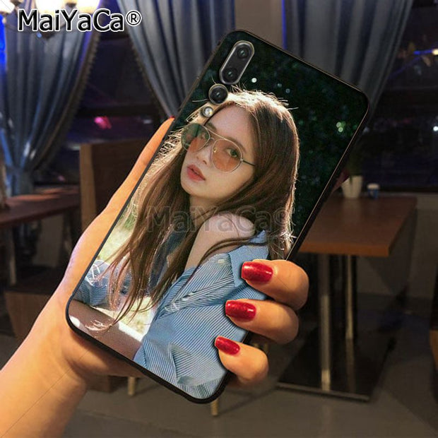 Maiyaca Blackpink Lisa High Quality Classic Phone Accessories Case For Huawei P20 P20 Pro Mate10 P10 Plus Honor9 Cass