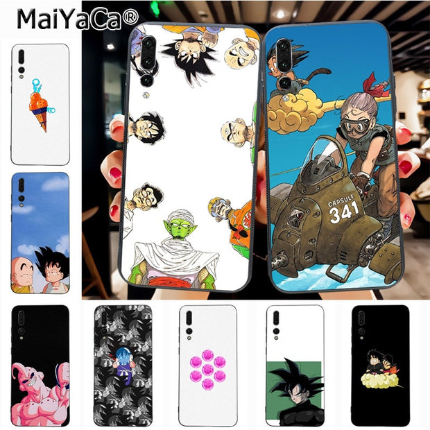 Maiyaca Dragon Ball Art Hot Sale Fashion Luxury Cover Phone Case For Huawei P20 P20 Pro Honor9 Mate10 Case Cover