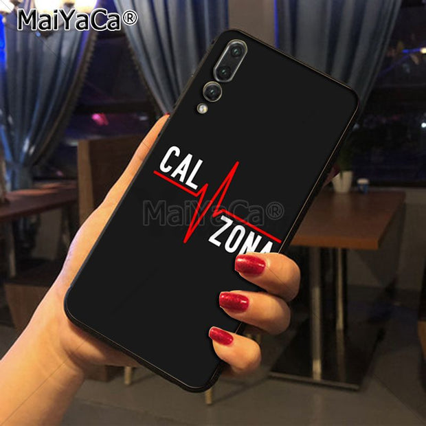 Maiyaca Greys Anatomy Hot Fashion Fun Dynamic Phone Case For Huawei P20 P20 Pro Honor9 Mate10 Case Cover
