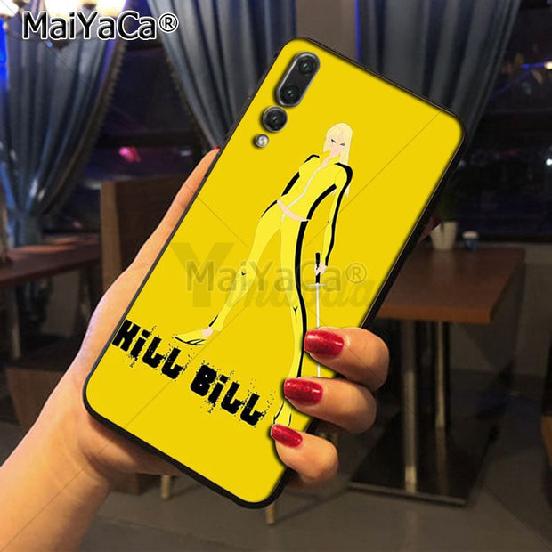 Maiyaca Kill Bill Diy Luxury High-end Protector Phone Case For Huawei Honor 9 Honor 10 P20 Case Coque