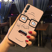 Maiyaca King Of The Hill Bobby Phoenix Pattern Newest Super Cute Phone Cases For Huawei Honor 9 Honor 10 P20 Case Coque