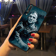 Maiyaca Vikings Serie 4 Protective Soft Tpu Mobile Phone Case For Huawei P20 P20 Pro Mate10 P10 Plus Honor9 Cass