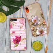 Mandala Flower Datura Hot Fashion Transparent Hard Phone Cover Case For IPhone X XS Max XR 8 7 6 6s Plus 5 SE 5C 4 4S