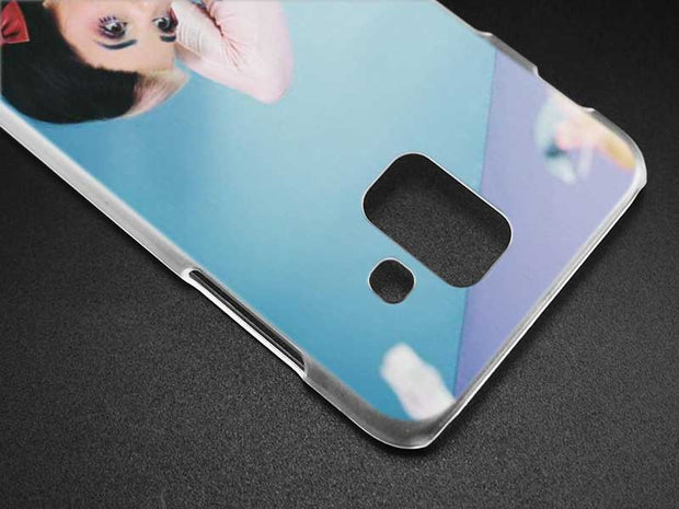 Melanie Martinez Crybaby Phone Case For Samsung Galaxy A6 A6+ A8 A8+ 2018 PC Hard Case Cover For Galaxy A320 A5 A7 2017