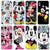 Minnie Mickey Print Cases For Huawei Honor 10 Lite Case Cover Soft Silicone TPU For Honor 10 Lite Fundas Clear Back Coque Capa