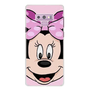 Minnie Mouse Case Cover For Samsung Galaxy Note 9 Note 8 Note 5 4 3 Hard PC Case For Galaxy Note 8 9 Phone Case