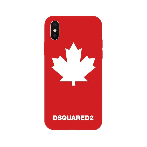 Tpu dsq leaf red