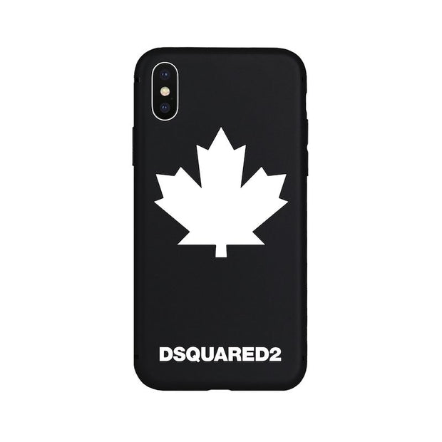 Tpu dsq leaf black