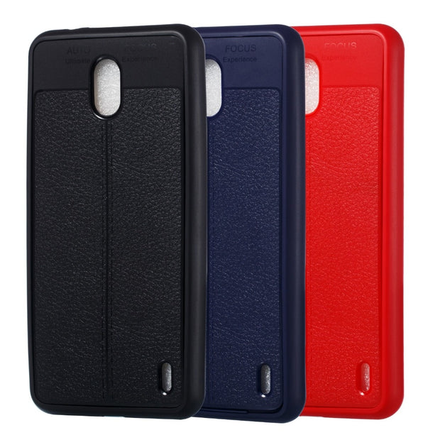 New 360 Degree Full Cover Protection Case For Coque Nokia 2 Case Fundas Back Case Cover For Nokia 2 Case Capa For Nokia2 Cover
