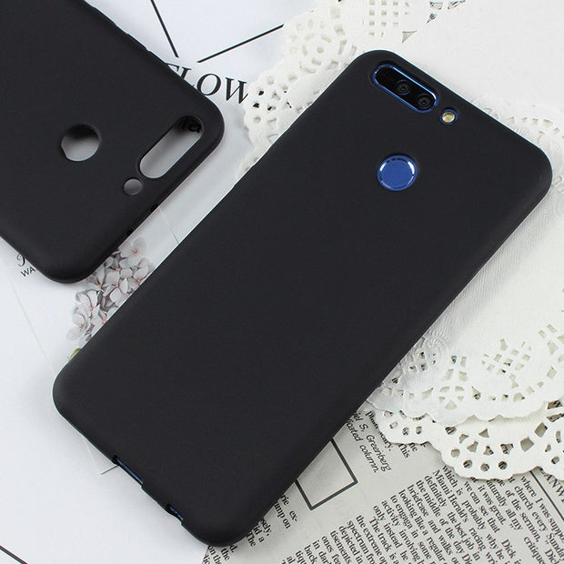 New Soft TPU Matte Case For Huawei Honor 10 V9 V10 Honor9 Lite