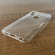 "Niheng Soft Clear Case For BQ Aquaris X2 Case Silicone 5.65"" Back Cover For BQ Aquaris X2 Pro Case Cover Phone Shell Capa Fundas"