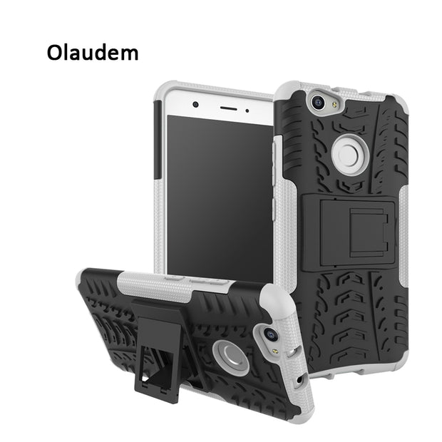 Olaudem Cases For Huawei Nova Case Silicon Heavy Duty Protection For Huawei Nova 2i Case Shockproof Plus Lite Smart 3e 2 MC296