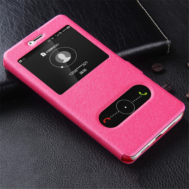 Original Brand PU Leather Cover For Xiaomi Mi Note 2 Wallet Case Luxury For Xiaomi Mi Note 2 Case PC Flip Kickstand Phone Bag