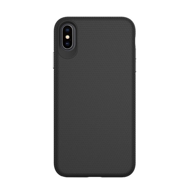 Original Silicone Case For IPhone 7 8 Plus Case Silicone TPU+PC For IPhone X 6 6S Plus Case Back Cover