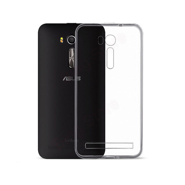 Phone Case For ASUS Zenfone 4 Max ZC520KL ZC554KL 4v 5 Go Max Lite Laser Live Plus Pro Soft TPU Silicone Clear Cases Back Cover