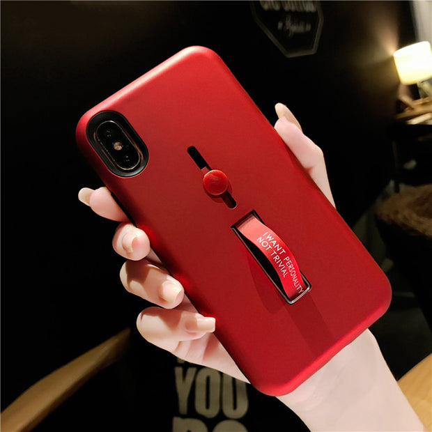 Phone Case For Huawei Mate 20 Pro Case Luxury Stealth Holder Ring Cover For Huawei Mate 20 P20 Lite 10 Lite Nova 3i Case Coque