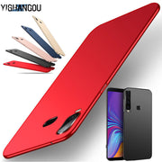 Phone Case For Samsung A7 A9 A6S A6 A8 Plus 2018 A3 A5 Ultra Slim Frosted Matte Hard Cover For Galaxy S8 S9 Plus Note 8 9 Coque