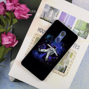 Popular Space Aircraft Astronaut Case For Xiaomi Redmi 3 3S 6 Pro S2 4A 4X 5A 6A 5 Plus Note 5A Note 2 3 4 4X 5 6 Pro Mi 5X
