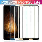 Protective Glass On The For Huawei P Smart 2019 P20 Lite Mate 20 Nova 3 3i 3e Honor 9 Light 10 8x 7a Pro 7c Tempered Case Film
