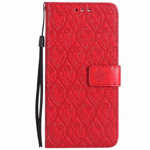 RISIEA Flip Case For Honor 10 9 Lite 6X 7X 7A 7C PU Leather+Silicon Wallet Stand Cover Case For Honor 10 Case Coque
