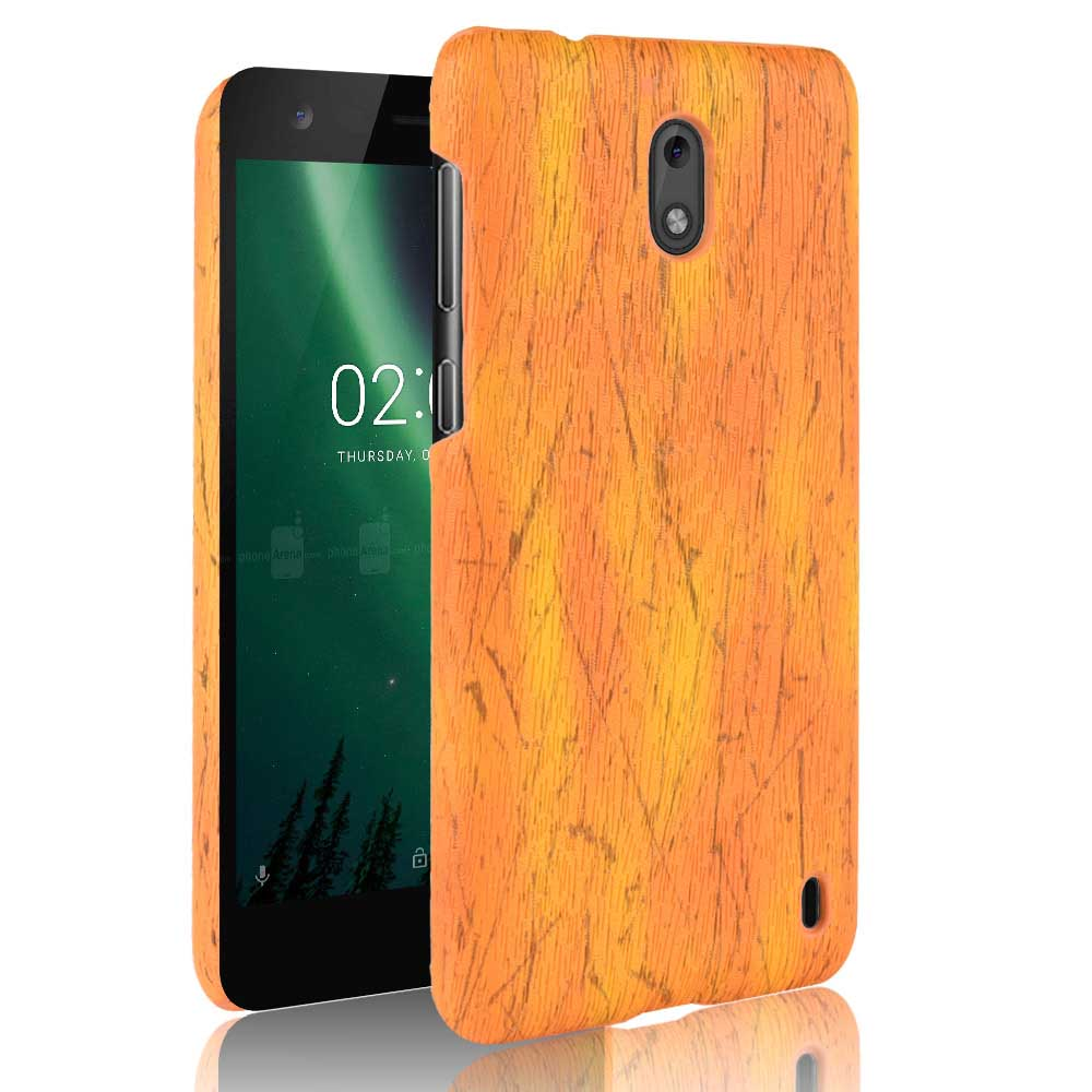 hot sale online 5935a e77f0 SUBIN New PhoneCase For Nokia 2 N2 5.0 Fundas Retro Wood Grain Mobile Phone  Back Cover Phone Protective Case For Nokia2