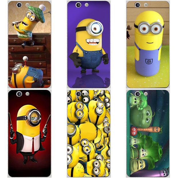 "Silicone Case For Fundas ZTE Blade A522 Case 5.0"" Animal Cartoon Soft TPU Cover Capa For ZTE Blade A522 A 522 Phone Back Cases"