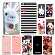 Silicone Case For Xiaomi Redmi Note 5 Pro Plus Funny Cute Ultra Thin Phone Bag Case For Xiaomi Redmi 4X 4A Note 4 4x Note 5 Pro