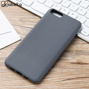 Soaptree Silicon Premium Case For Xiaomi Mi Note 3 Case Full Cover For Xiaomi Note 3 Mi Note3 Back Cover Matte Coque Funda