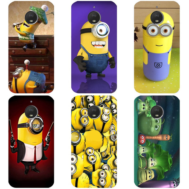 "Soft Silicone Case For Motorola Moto E4 Plus Europe Version Back TPU Phone Cover For Moto E 4 Plus EU 5.5"" Print Shells Fundas"