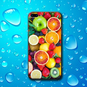 Summer Fruit Lemon Watermelon Strawberry Pattern Phone Case For IPhone 8 X 6 6S 7 Plus Fashion IPhone Cases/Cover
