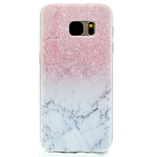 TAOYUNXI Soft TPU Phone Cover Case For Samsung Galaxy S7 Edge Duos G935F G935FD G935W8 G9350 G935A G935 M-G935A Covers Bags