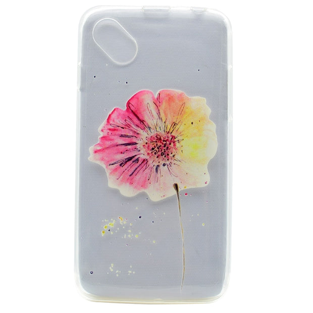 TAOYUNXI Soft TPU Phone Cover Case For Wiko Sunny/Wiko B-Kool/Wiko B Kool 4.0 Inch Covers Silicon Skin Cases Bags Back