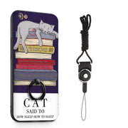 Book cat and strap