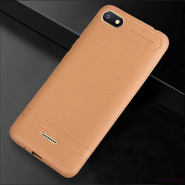 TPU Case For Xiaomi Redmi 6A A6 Soft Silicone Case Mobile Phone Cover For Xiao Mi Red 6a Redmiy6a 6 A M1804C3CT Protector Shell