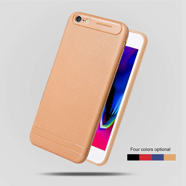 TPU Case For Apple IPhone 6 6s Plus Soft Silicone Case Mobile Phone Cover For Apple IPhone6 IPhone6s I Phone 6 6s Plus Bag Capa