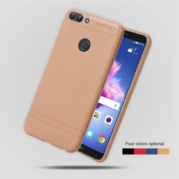 TPU Case For Huawei P Smart Dual FIG-LX1 FIG-LX2 FIG-LX3 Soft Silicone Case Phone Cover For Huawei FIG-L21 FIG-LA1 Fitted Capa