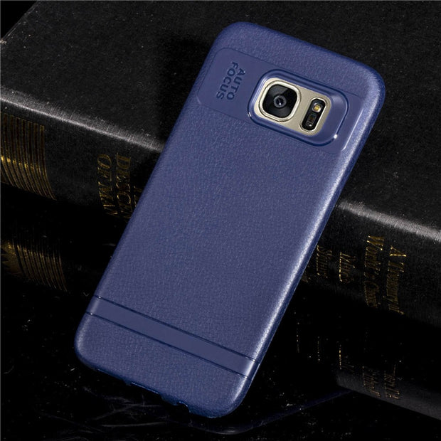 TPU Case For Samsung Galaxy S7 Rand S 7 7 S S7edge SM-G935 SM-G935F SM-G935FD Soft Silicone Case Phone Cover SM-G935K G935 Capa
