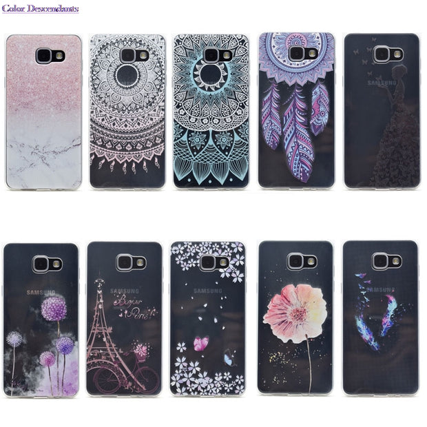 TPU Phone Case For Samsung Galaxy A3 2016 SM-A310 SM-A310F Case Silicone Cover For Coque Samsung Galaxy A310 A310F/DS 2016 Cases