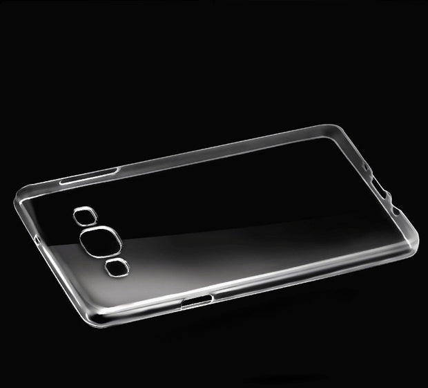 Ultra Thin Transparent Soft Clear TPU Case For Samsung Galaxy A5 2015 A500 Case Back Protect Rubber Silicone Gel Bags