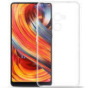 Ultra-thin Soft Clear Cases For Xiaomi Mi Mix 2 5.99inch Transparent Silicone Phone Protective Cover Shell For Xiaomi Mi Mix 2