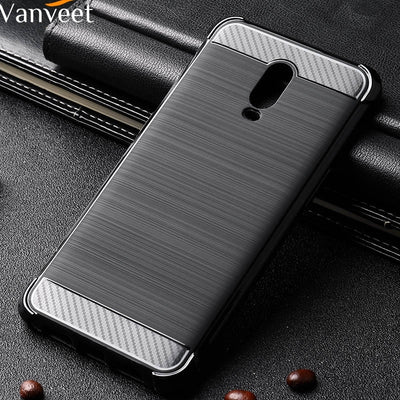 Vanveet Silicone Cases For OnePlus 6T Case Brushed Cover For One Plus 6T Case Back Cover For OnePlus 6T Cover Housing Capa Coque