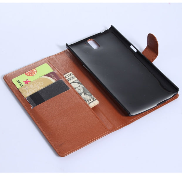 Wallet Cases For Oneplus 5T Case Luxury PU Leather Case Oneplus One Flip Cover One Plus Two Phone Bags Oneplus X 1 2 3 5 Skin