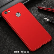 Red hard case