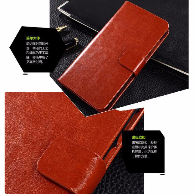Xiaomi Mi Note 3 Case 5.5 Inch Luxury PU Leather Back Cover Case For Xiaomi Mi Note 3 Case Flip Stand Protective Phone Bag Capa