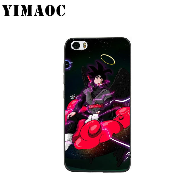 YIMAOC Dragon Ball Z Gofu Dbz Soft Silicone Case For Xiaomi Redmi Note Mi 8 6 A1 A2 4X 4A 5A 5 Plus MiA1 A2 Pro Lite
