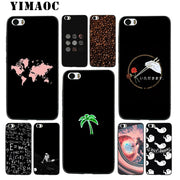 YIMAOC Move On The Space Soft Silicone Case For Xiaomi Redmi Note Mi 8 6 A1 A2 4X 4A 5A 5 Plus MiA1 A2 Pro Lite